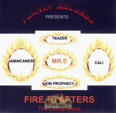 Flamin' Records Presents - Fire Starters The Compilation