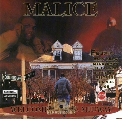 Malice - Welcome To The Midway