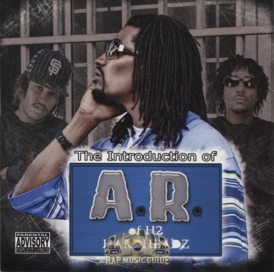 A.R. - The Introduction Of A.R. Of H2 Hardheadz