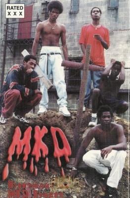 MKD - Nightmare On MKD Street