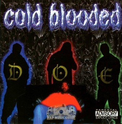 Doe - Cold Blooded