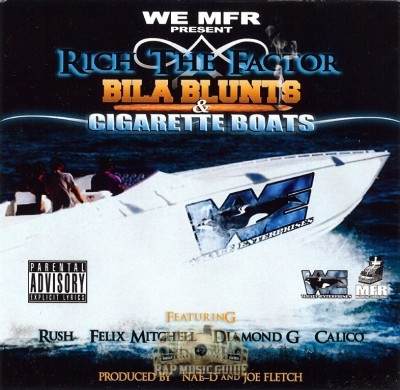 Rich The Factor - Bila Blunts & Cigarette Boats