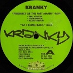 Kranky - Product Of The Fatt Mahn