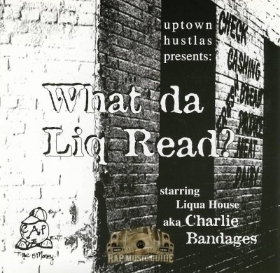 Liqua House - What Da Liq Read?