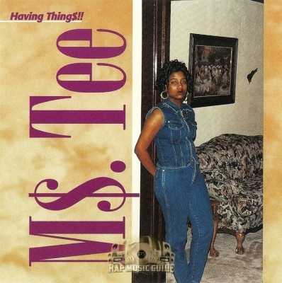 Ms. Tee - Having Things