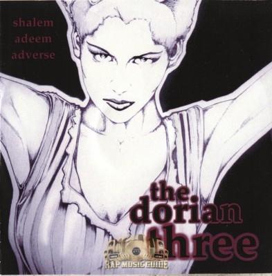 DJ MF Shalem, Adeem, Adverse - The Dorian Three