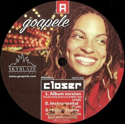 Goapele - Closer