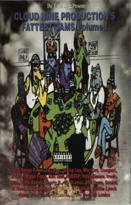 Coolio Da' Unda' Dogg Presents - Cloud Nine Production's Fattest Jams Volume 1