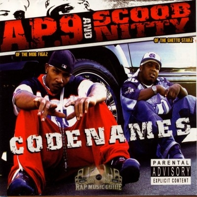 AP.9 & Scoob Nitty - Codenames