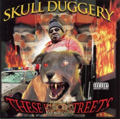 Skull Duggery - These Wicked Streets