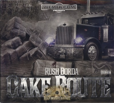 Rush Borda - Cake Route