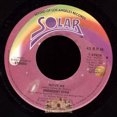 Midnight Star - Freak-A-Zoid/ Move Me