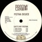 Potna Deuce - Dat's My Potna