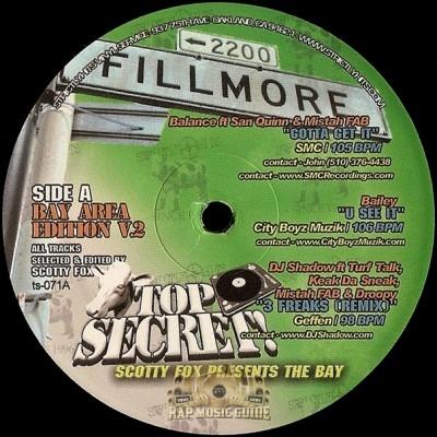 Top Secret - Bay Area Edition V.2