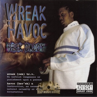 Reek Daddy - Wreak Havoc