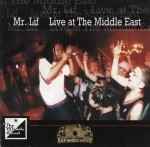 Mr. Lif - Live At The Middle East