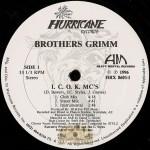 Brothers Grimm - I.C.O.K. MC's