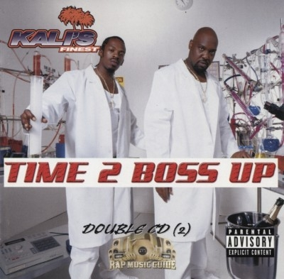 Kali's Finest - Time 2 Boss Up