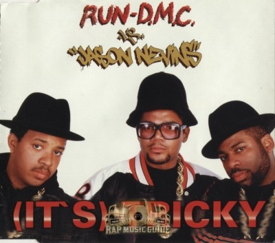 Run D.M.C. vs. Jason Nevins - It's Tricky