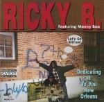 Ricky B - Let's Go Gitt'em