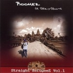 Boomer Da SharpShoota - Straight RefugeeZ Vol. 1