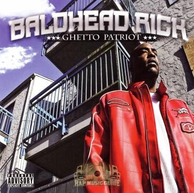 Baldhead Rick - Ghetto Patriot