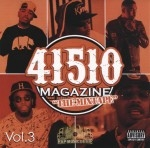 41510 Magazine - The Mixtape Vol. 3