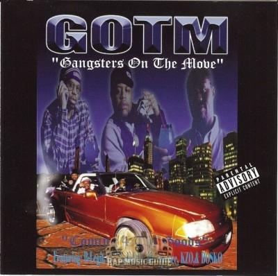 GOTM - Comin' 4 The Goods
