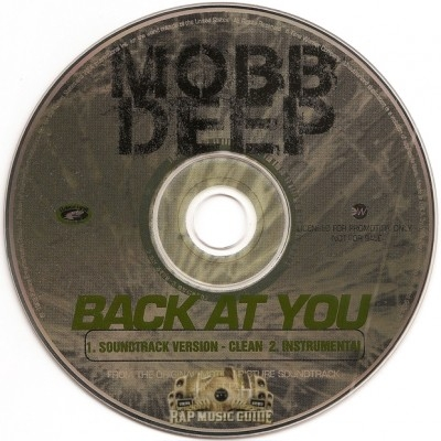 Mobb Deep - Back At You