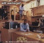 All Natural - No Additives, No Preservatives