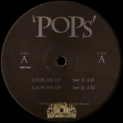 Pops - Look Me Up / I Love You In 1000 Ways