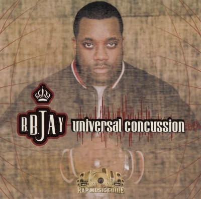 B.B. Jay - Universal Concussion