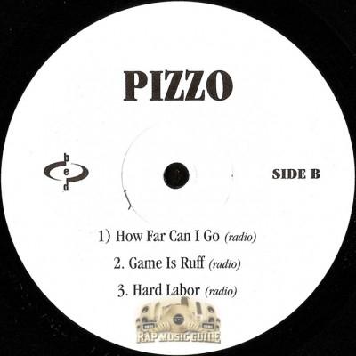Pizzo - Godzilla