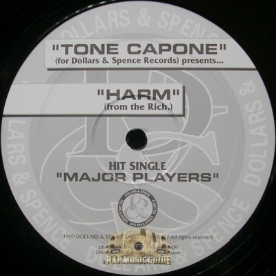 Harm - Major Players