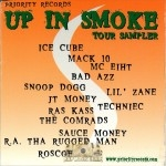 Priority Records Present - Up In Smoke Tour Sampler