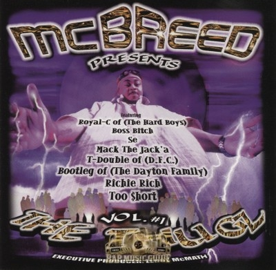 MC Breed - The Thugz Vol. 1