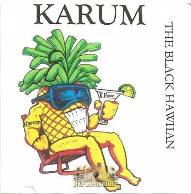 Karum - The Black Hawaiian