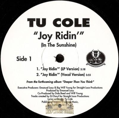 Tucole - Joy Ridin' (In The Sunshine)