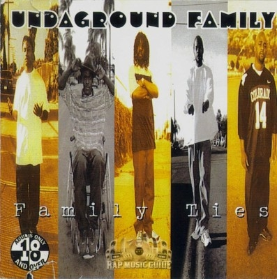 Undaground Family - Family Ties