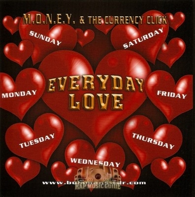 M.O.N.E.Y. & The Currency Click - Everyday Love