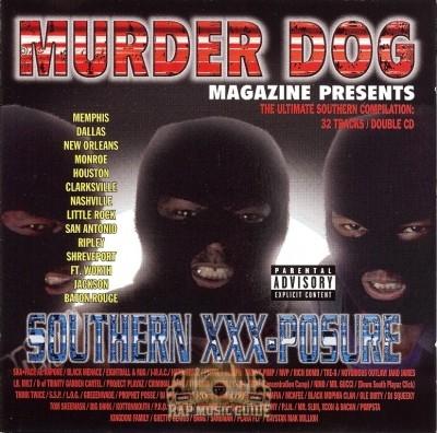 Murder Dog Magazine - Southern XXX-Posure