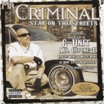 Mr. Criminal - Stay On The Streets