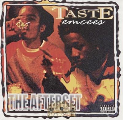 Taste Emcees - The Afterset