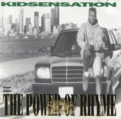 Kid Sensation - The Power Of Rhyme