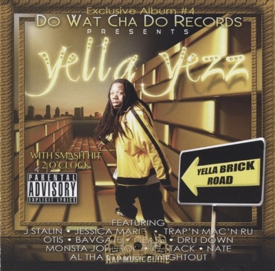 Yella Yezz - Yella Brick Road