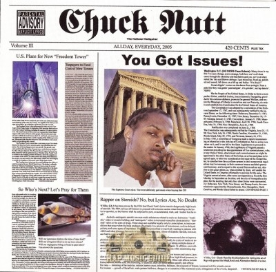 Chuck Nutt - You Got Issues