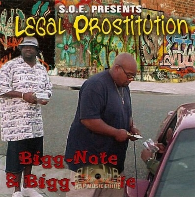 Bigg-Note & Bigg-Reese - Legal Prostitution