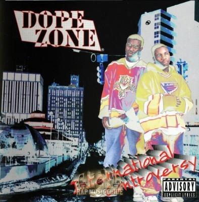Dope Zone - International Controversy