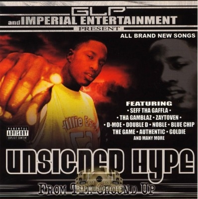 Get Low Playaz & Imperial Entertainment - Unsigned Hype - From Tha Ground Up