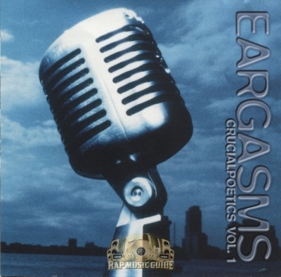 Eargasms - Crucialpoetics Vol. 1